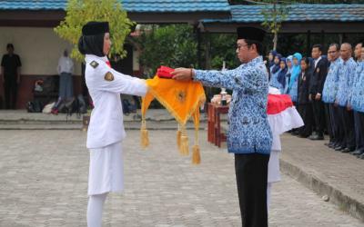Dirgahayu Republik Indonesia ke 72 SMKN 5 Banjarmasin