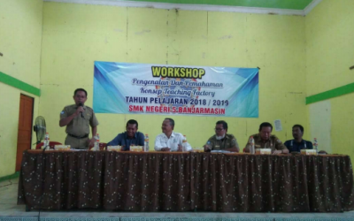 WORKSHOP PENGENALAN DAN PEMAHAMAN KONSEP TEACHING FACTORY