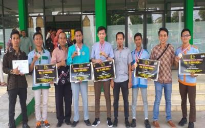 1 Mendali Emas, 3 Mendali Perak dan 1 Perunggu Disabet SMKN 5 Banjarmasin di LKS Provinsi Kalsel 2019